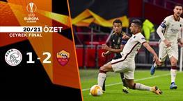 ÖZET   Ajax 1-2 Roma