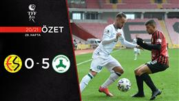 ÖZET   Eskişehirspor 0-5 GZT Giresunspor