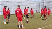 DG Sivasspor'da tek eksik Appindangoye