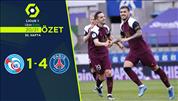 ÖZET   Strasbourg 1-4 PSG