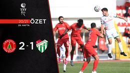 ÖZET | BS Ümraniyespor 2-1 Bursaspor