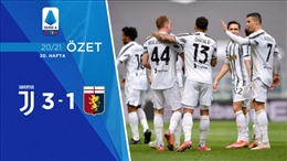 ÖZET | Juventus 3-1 Genoa