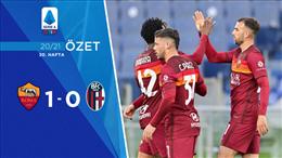 ÖZET   Roma 1-0 Bologna