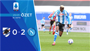 ÖZET   Sampdoria 0-2 Napoli