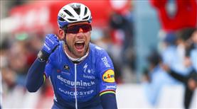 2. etapta kazanan Mark Cavendish