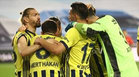 Fenerbahçe - Gaziantep FK maçının notları
