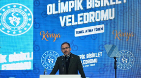 Konya'ya Olimpik Veledrom
