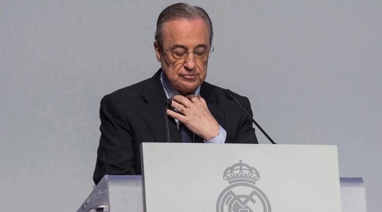 Florentino Perez 6. kez başkan seçildi
