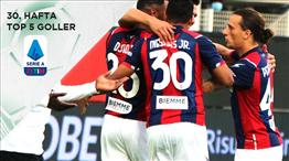İZLE   Serie A'da haftanın en güzel 5 golü