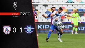ÖZET | Altınordu 0-1 Adana Demirspor