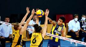 Vakıfbank ile Fenerbahçe Opet arasında final heyecanı