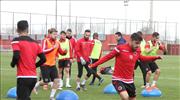 Gençlerbirliği'nde DG Sivasspor mesaisi