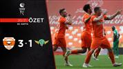 ÖZET | Adanaspor 3-1 Akhisarspor