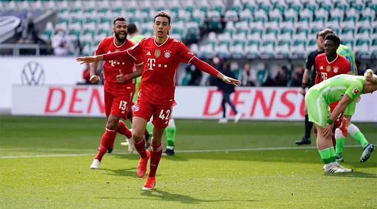Bayern Münih işi ilk yarıda bitirdi