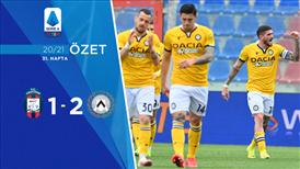 ÖZET | Crotone 1-2 Udinese