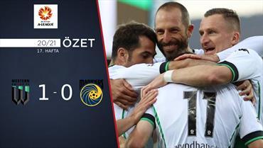 ÖZET | Western United 1-0 CC Mariners