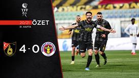 ÖZET | İstanbulspor 4-0 Menemenspor