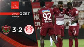 ÖZET | A. Hatayspor 3-2 FTA Antalyaspor