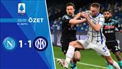 ÖZET   Napoli 1-1 Inter
