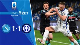 ÖZET | Napoli 1-1 Inter