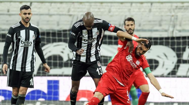 Sayılarla Beşiktaş - Sivasspor rekabeti