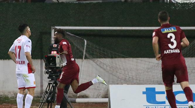 İZLE | Boupendza gollerine devam ediyor