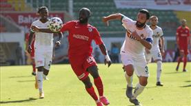 A. Alanyaspor - Gaziantep FK maçının ardından