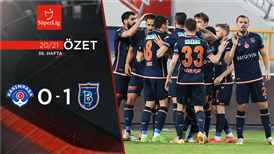 ÖZET | Kasımpaşa 0-1 M. Başakşehir