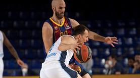 Zenit, Barça'yı şok etti