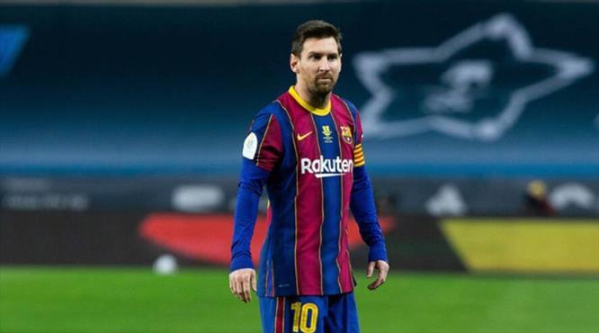 Messi'ye 3 yıllık sözleşme