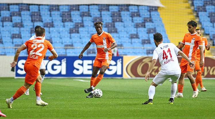 Adanaspor - BS Ümraniyespor maçının ardından