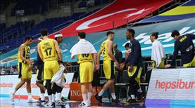 Fenerbahçe Beko Bursa'da mağlup