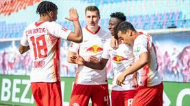 Leipzig, Stuttgart'ı iki golle devirdi
