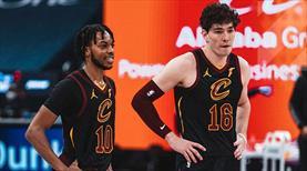 Cedi'nin 19 sayısı Cavaliers'a yetmedi