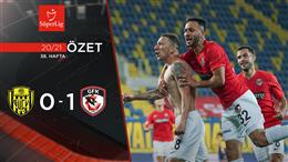 ÖZET   MKE Ankaragücü 0-1 Gaziantep FK
