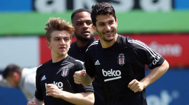 Beşiktaş, Hatayspor maçı hazırlıklarına başladı