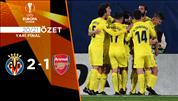 ÖZET   Villarreal 2-1 Arsenal