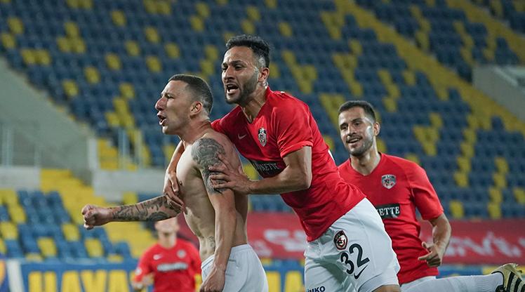 Gaziantep FK, 10 maçlık hasreti dindirdi