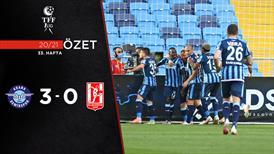 ÖZET | Adana Demirspor 3-0 AE Balıkesirspor