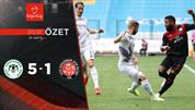 ÖZET | İH Konyaspor 5-1 Fatih Karagümrük