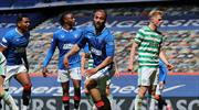Old Firm'de Rangers, Celtic'i farklı yendi