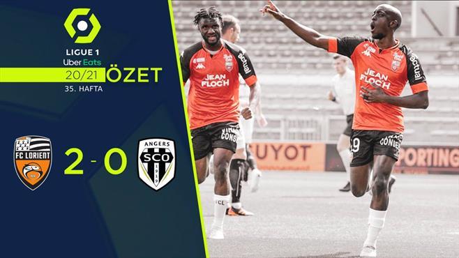 ÖZET | Lorient 2-0 Angers