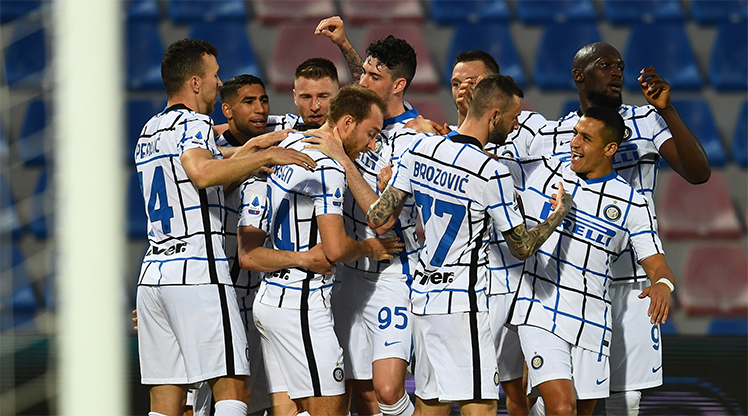Serie A'da Inter şampiyon
