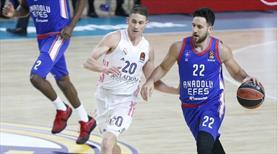 Anadolu Efes, Final Four için sahada