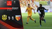 ÖZET | H. Yeni Malatyaspor 1-1 HK Kayserispor
