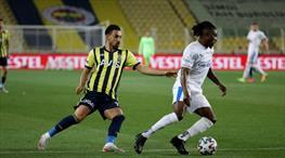 Fenerbahçe - BB Erzurumspor maçının notları