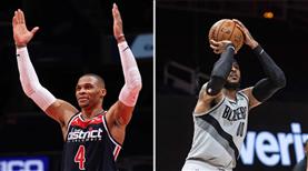 NBA'de rekorların gecesi