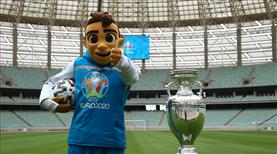 EURO 2020 kupası Bakü'de