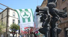 Giresunspor taraftarları Süper Lig heyecanı yaşıyor