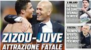 İtalyanlardan flaş Zidane iddiası